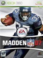 Hra pre Xbox 360 Madden NFL 07