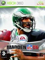 Hra pre Xbox 360 Madden NFL 06