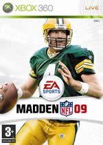 Hra pre Xbox 360 Madden NFL 09