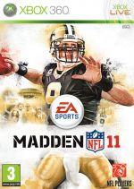 Hra pre Xbox 360 Madden NFL 11