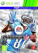 Hra pre Xbox 360 Madden NFL 13