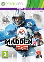 Hra pre Xbox 360 Madden NFL 25