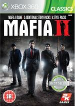 Hra pre Xbox 360 Mafia II CZ + 3 príbehová DLC + 4 tématická DLC