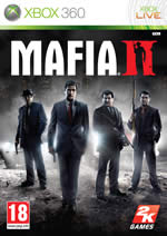 Hra pre Xbox 360 Mafia II EN
