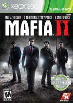 Hra pre Xbox 360 Mafia II EN + 3 príbehové DLC + 4 tématické DLC