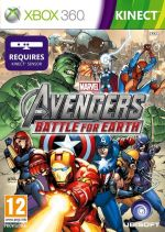 Hra pre Xbox 360 Marvel Avengers: Battle for Earth