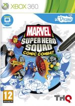 Hra pre Xbox 360 Marvel Super Hero Squad: Comic Combat - uDraw