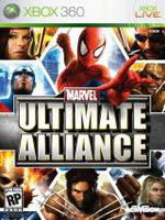 Hra pre Xbox 360 Marvel: Ultimate Alliance