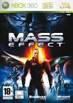 Hra pre Xbox 360 Mass Effect