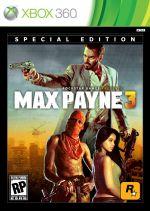 Hra pre Xbox 360 Max Payne 3 (Special Edition)