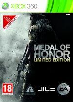 Hra pro Xbox 360 Medal of Honor (Limitovaná edice)