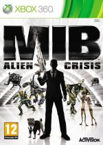 Hra pre Xbox 360 Men in Black: Alien Crisis