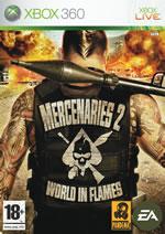 Hra pre Xbox 360 Mercenaries 2: World in Flames