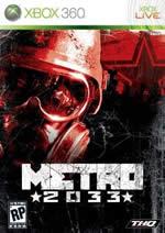 Hra pre Xbox 360 Metro 2033