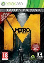 Hra pre Xbox 360 Metro: Last Light CZ (Limited Edition)