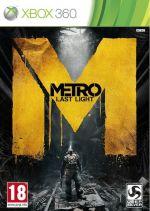 Hra pro Xbox 360 Metro: Last Light EN