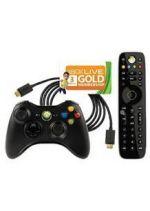 Prislušenstvo pre XBOX 360 XBOX 360 Microsoft Essentials Pack (bezdrôtový gamepad, diaľkový ovládač, HDMI kábel, 3 mesiace Xbox Live GOLD)