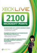 Hra pre Xbox 360 Microsoft body 2100 (Xbox Live)