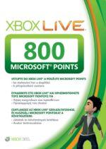 Hra pre Xbox 360 Microsoft body 800 (Xbox Live)