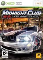 Hra pre Xbox 360 Midnight Club: Los Angeles