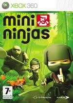 Hra pre Xbox 360 Mini Ninjas
