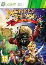 Hra pre Xbox 360 Monkey Island (Special Edition Collection)