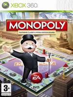 Hra pre Xbox 360 Monopoly