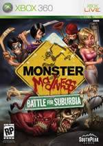 Hra pre Xbox 360 Monster Madness: Battle for Suburbia