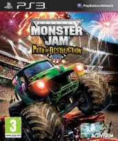 Hra pre Playstation 3 Monster Jam: Path of Destruction