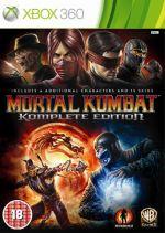 Hra pre Xbox 360 Mortal Kombat 9 (Komplete Edition)