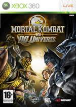 Hra pre Xbox 360 Mortal Kombat vs. DC Universe