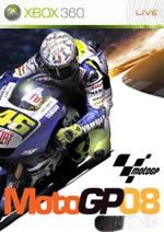 Hra pre Xbox 360 Moto GP 08