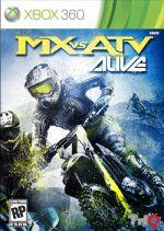 Hra pre Xbox 360 MX vs. ATV: Alive