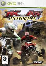 Hra pre Xbox 360 MX vs. ATV Untamed