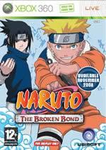 Hra pre Xbox 360 Naruto: The Broken Bond