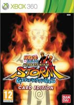 Hra pre Xbox 360 Naruto Shippuden: Ultimate Ninja Storm Generations (Card Edition)