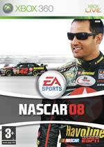 Hra pre Xbox 360 Nascar 08