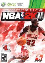 Hra pre Xbox 360 NBA 2K11
