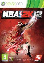 Hra pre Xbox 360 NBA 2K12