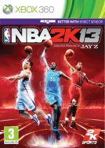 Hra pre Xbox 360 NBA 2K13
