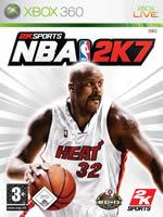 Hra pre Xbox 360 NBA 2K7