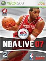 Hra pre Xbox 360 NBA Live 07