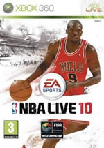 Hra pre Xbox 360 NBA Live 10