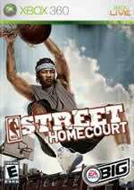 Hra pre Xbox 360 NBA Street Homecourt