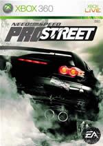 Hra pre Xbox 360 Need for Speed: ProStreet CZ
