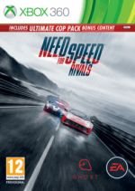 Hra pre Xbox 360 Need for Speed: Rivals (Limited Edition)