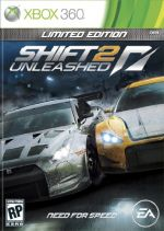 Hra pre Xbox 360 Need for Speed: SHIFT 2 Unleashed (Limited Edition)