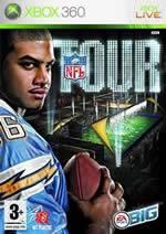 Hra pre Xbox 360 NFL Tour
