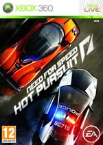Hra pre Xbox 360 zru�eno Need For Speed: Hot Pursuit