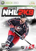 Hra pre Xbox 360 NHL 2K9